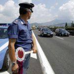 Le cause più frequenti degli incidenti sulle nostre strade, intensificati i controlli della polizia per l'esodo