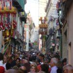 La Faradda dei Candelieri: la festha manna a Sassari
