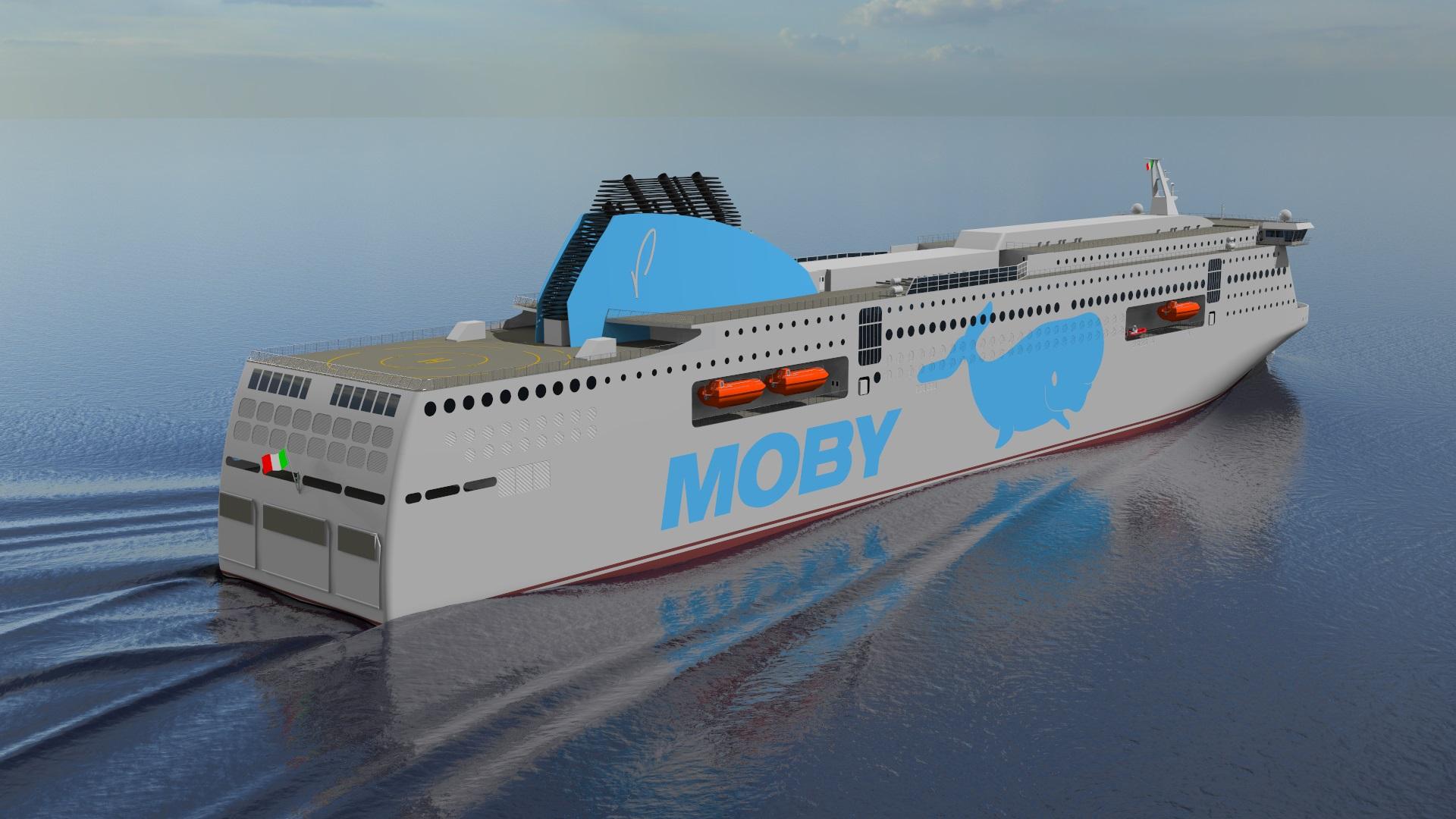 Moby compra due tra le navi più grandi del mondo per ...